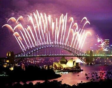 Поездка в Австралию на новый год