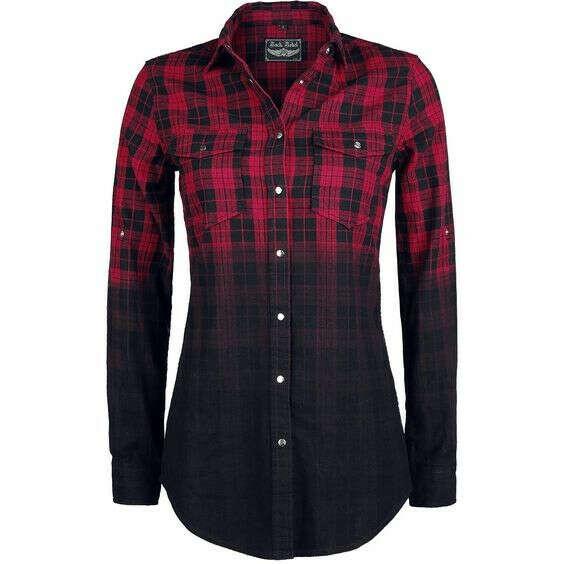 Рубашка градиент