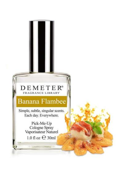 Духи Demeter Банановое фламбе (Banana Flambee)