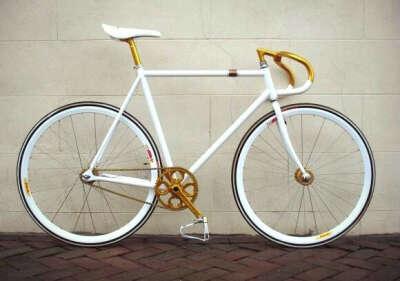 Прикольный велосипед