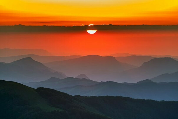 Хочу в горы на курорт.