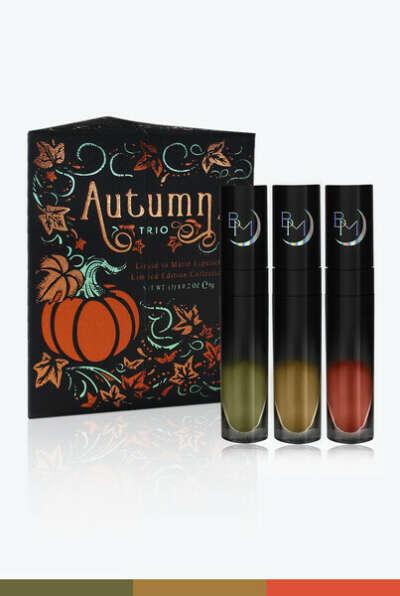 Autumn Trio - Limited Edition!