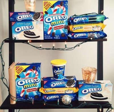 Все разновидности печенья Oreo