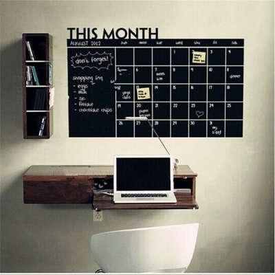 Календарь во всю стену