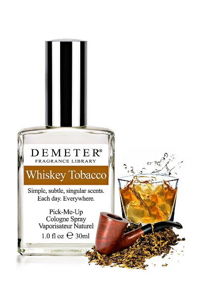 Demeter Fragrance Library Виски и Табак