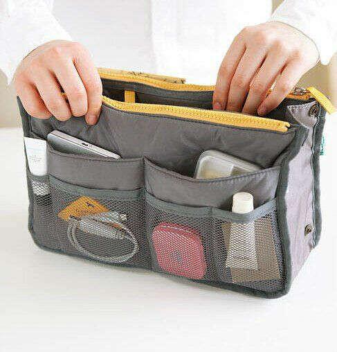 Органайзер для сумки Homsu Серый
