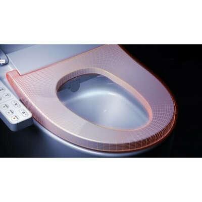 Умное сидение для унитаза Xiaomi Smartmi Toilet Cover