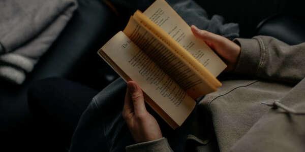 Книги. Много книг. Любых