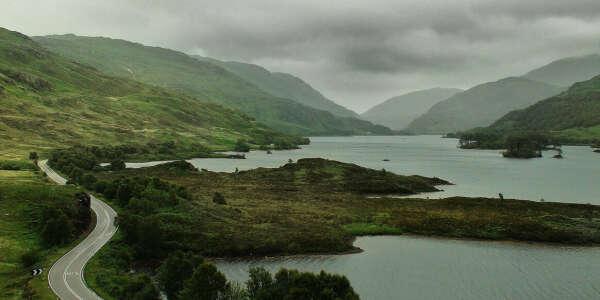 Побывать в Шотландии