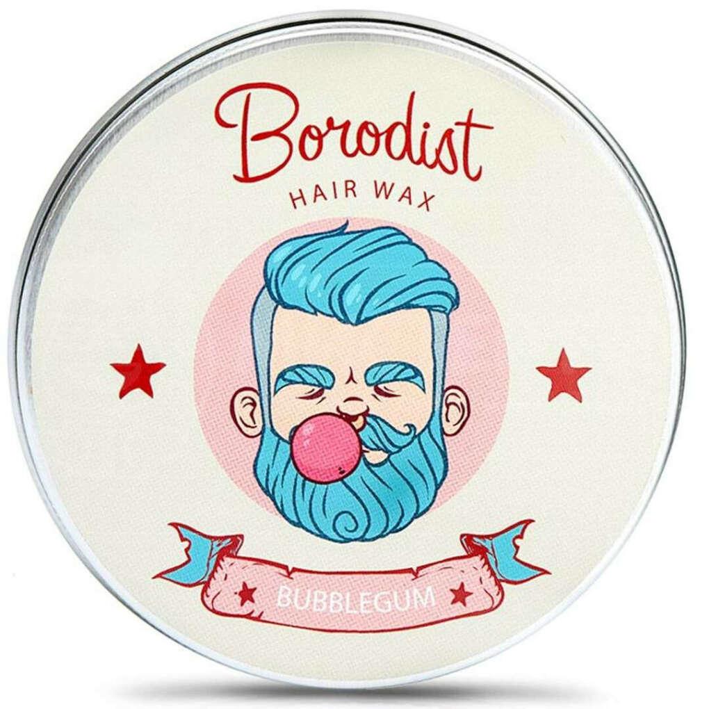 Воск-паутинка для волос Borodist Bubblegum за 600 руб.