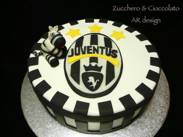 Торт Juventus