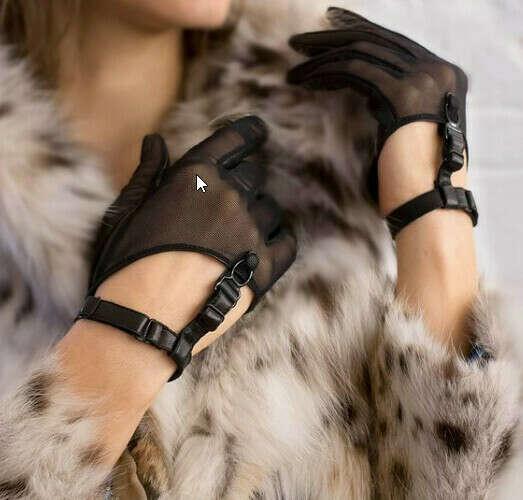 Перчатки Кармен Бизе @la_gloves