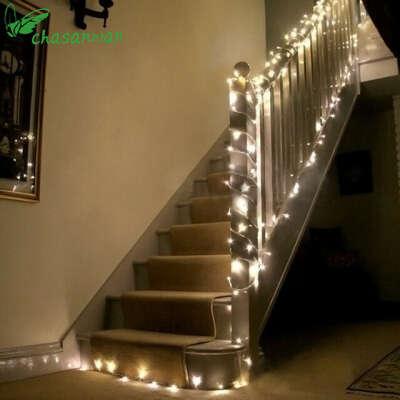 Светодиодные полосы света к Новому году