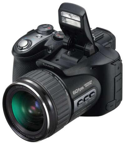 (полу-)профессиональный фотоаппарат