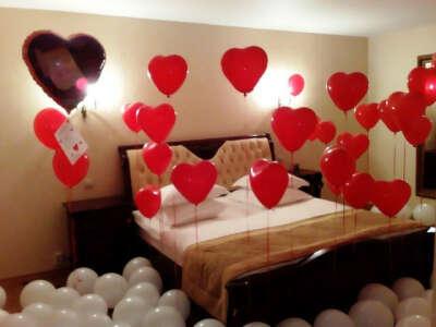 Романтичный сюрприз <3