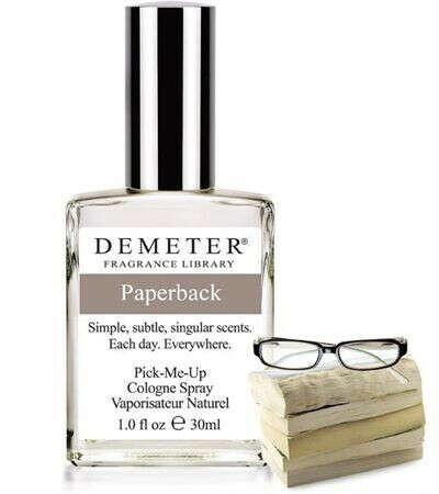 Духи Demeter с необычными ароматами