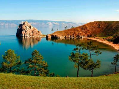 Увидеть озеро Байкал собственными глазами