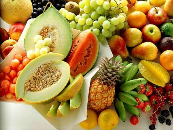 Хочу много фруктов)))