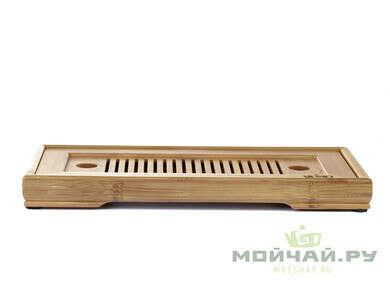 Чабань # 441чайная доска бамбук 270х135х25 см