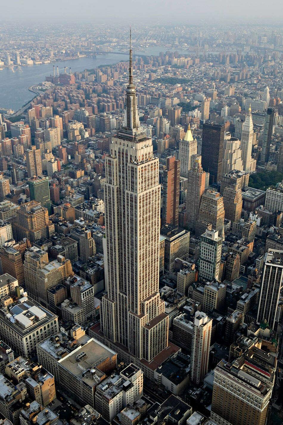 Пожить немного в Нью-Йорке