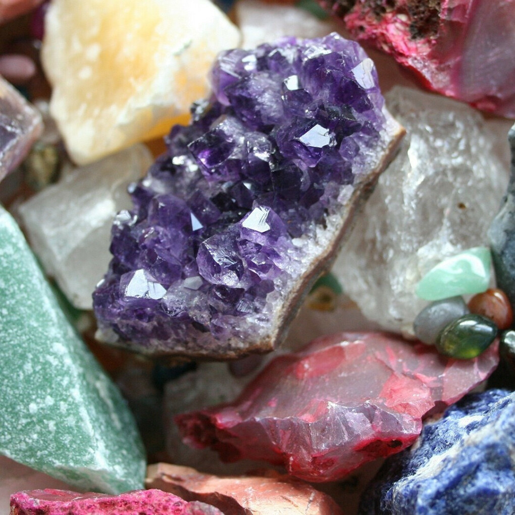 Камни/минералы