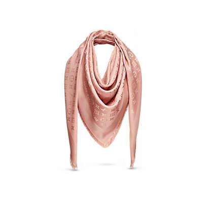 Louis Vuitton: Шаль Monogram