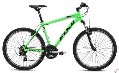 Горный велосипед Fuji Nevada 1.9 Green