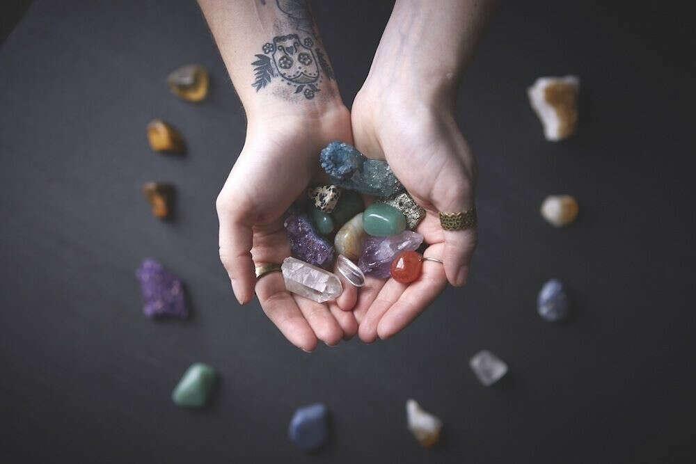 минералы/камни