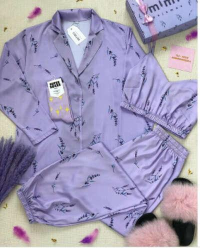 Пижама Mimi pajamas Частичка Прованса🌾, S