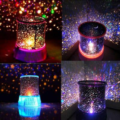Хочу этот фонарик проектирующий ночное небо.