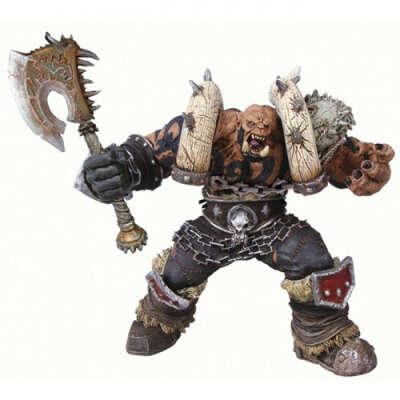 World of WarCraft – Orc Warrior Garrosh Hellscream Action Figure DC Unlimited