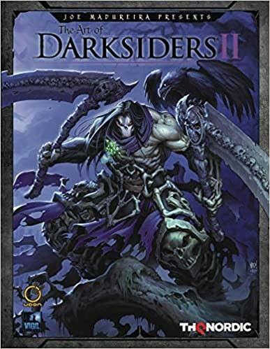 The Art of Darksiders II - June 25, 2019