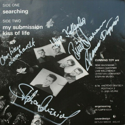 Cunning Toy                                –                                                            Searching