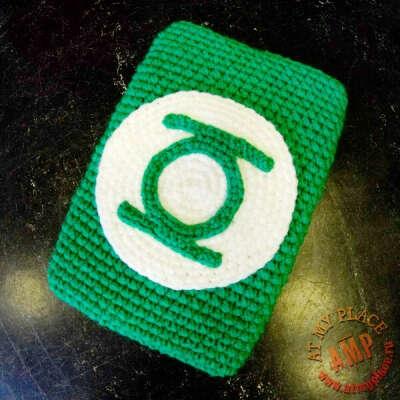 Чехол для iPad mini - Зеленый Фонарь