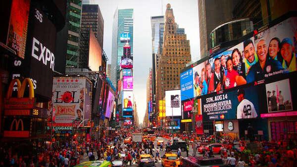 Грандиозный шоппинг в Нью-Йорке