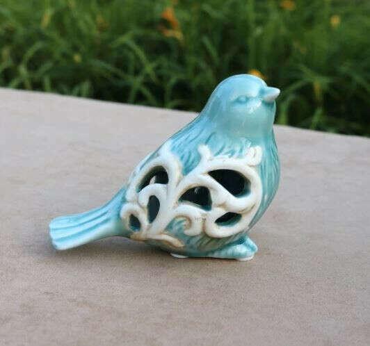 Птицы