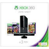 Xbox 360 250 ГБ с Kinect