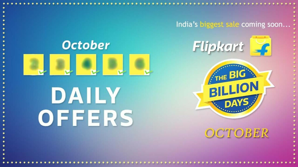 Flipkart Big Billion Days Sale 2020 Offers, Mobile Deals | Up to 90% Off