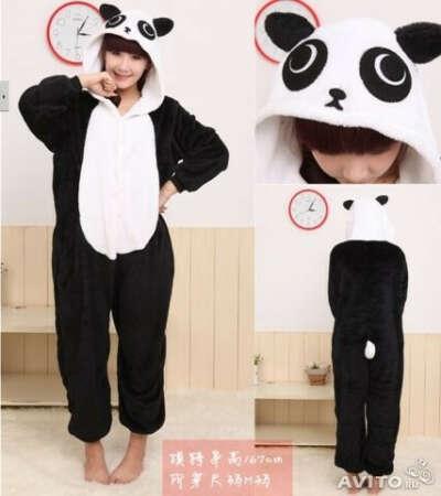 Хочу  хочу пижаму панду