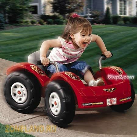 хочу водить машину
