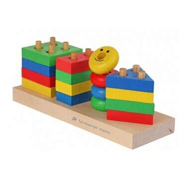 Геометрик Логическая пирамидка