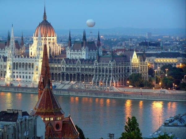 Хочу в Будапешт (Венгрия)