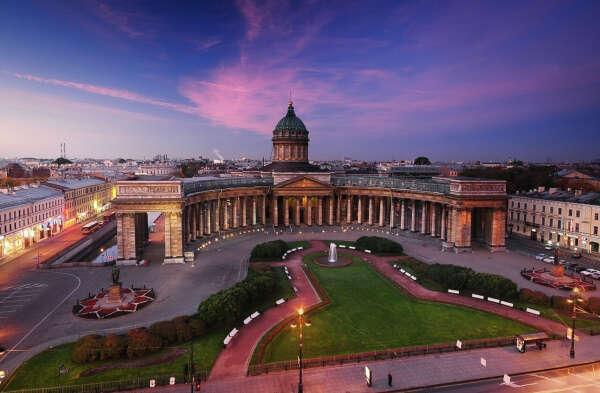 Переехать жить в Санкт-Петербург