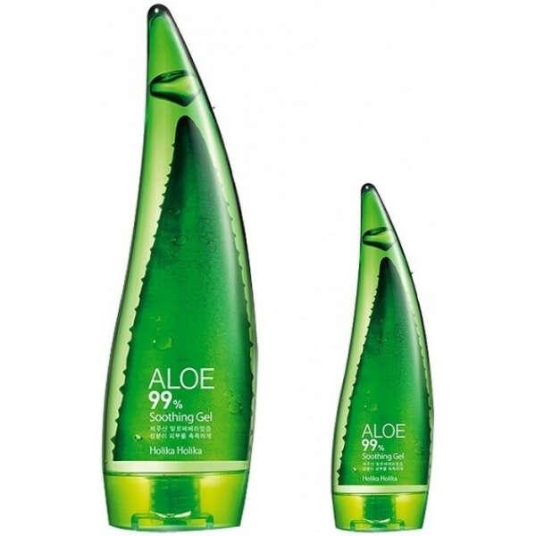 Многофункциональный гель для лица и тела Holika Holika Aloe All Over Soothing Gel