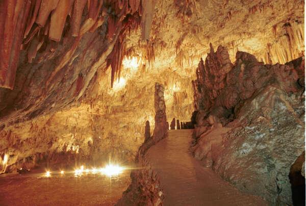 Пещера Дрогарати