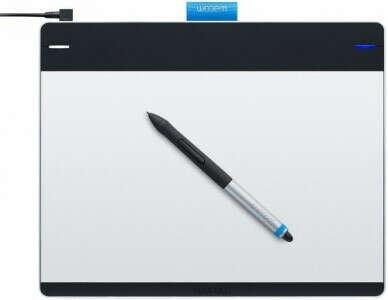 Графический планшет Wacom Intuos Pen & Touch Medium
