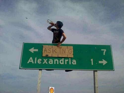 Билет на концерт Asking Alexandria
