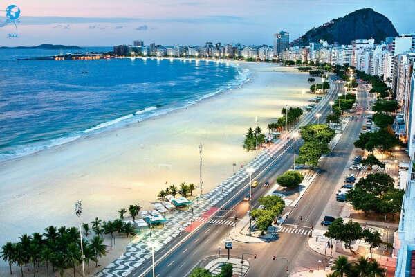 Бразилия-Рио-де-жанейро