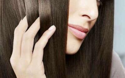Сделать бразильское выпрямление волос