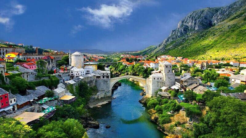 Посетить Албанию